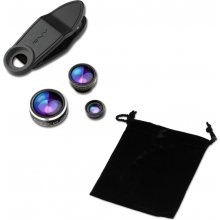 PNY 3-IN-1 Lens Kit für Smartphones inkl. 3...