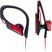 PANASONIC RP-HS34E Ear-hook, Black, Red