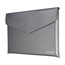 TOSHIBA PX1856E-1NCA, 13.3, Sleeve, hõbedane