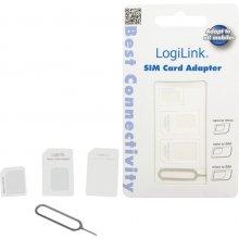 LogiLink Dual sim card adapter