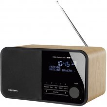 Радио Grundig TR 2500 BT DAB+ eiche