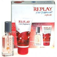 Replay your fragrance!, Edt 20ml + 50ml...