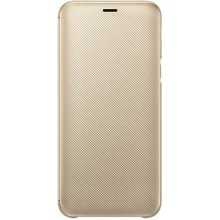 Samsung Galaxy J6 kaaned, kuldne