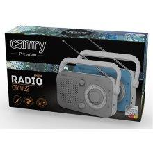 Радио CAMRY radio серый CR1152G