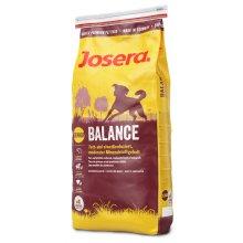 Josera Balance eakatele või vähese...