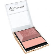 Dermacol Blush & Illuminator 3, Cosmetic 9g...