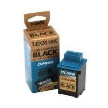 Тонер Lexmark Nr.50 Tinte чёрный