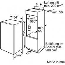 Холодильник BOSCH GID14A50 (EEK: A+)