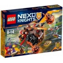 LEGO NEXO KNIGHTS 70313 Moltor`s Lava...