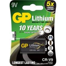 GP BATTERIES liitium CR-V9, liitium...