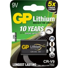 GP BATTERIES литий CR-V9, литий, Prismatic...