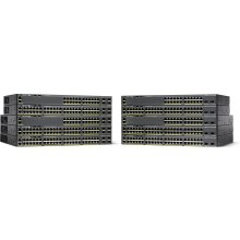 CISCO Catalyst 2960-X, L2, Managed, Gigabit...