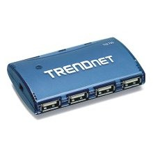 TRENDNET USB-HUB 7-Port High Speed mit...