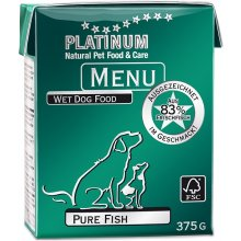Platinum Menu Pure Fish 375g