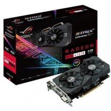 Videokaart Asus STRIX-RX460-4G-GAMING Asus...