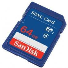 Mälukaart SanDisk mälu card SDHC 64GB