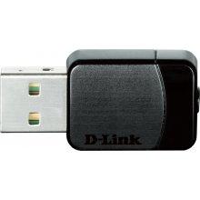 Võrgukaart D-LINK DWA-171 juhtmevaba AC...