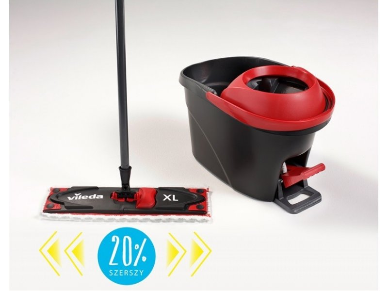 Vileda Mop Ultramat Turbo Xl 161023