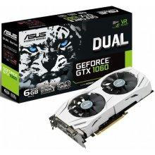 Videokaart Asus DUAL-GTX1060-6G NVIDIA, 6...