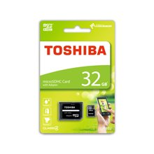 Mälukaart TOSHIBA SD microSD Card 32GB SDHC...
