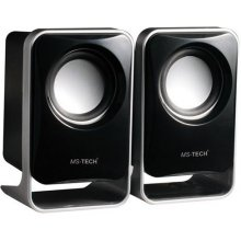 Колонки MS-Tech Aktivbox LD-120U 2.0 чёрный...