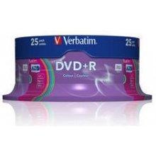 Toorikud Verbatim DVD+R 25gab/spin *CENĀ PAR...