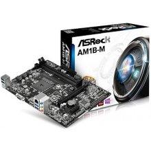 Материнская плата ASRock AM1B-M, AMD AM1...