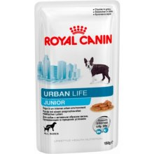 Royal Canin URBAN LIFE JUNIOR DOG KONSERV 10...