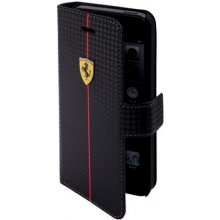 FERRARI FEFOCFLBKP5BL book iPhone 5/5S black