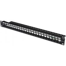 DIGITUS Patchpanel 1HE 24-Port, Modular...