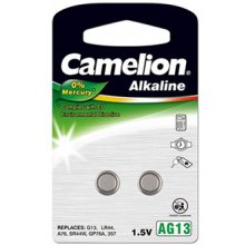 Camelion AG13/LR44/357, Alkaline Buttoncell...