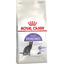 Royal Canin Sterilised 37 kassitoit 2 kg