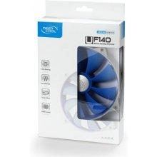 Deepcool 140mm BLUE Ultra silent fan with...