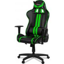 Arozzi Mezzo Gaming стул зелёный