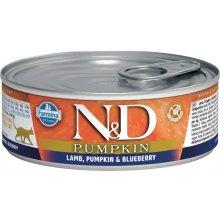 Farmina N&D PUMPKIN Cat Adult - lamb...