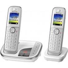 Телефон PANASONIC KX-TGJ322GW