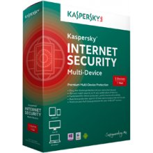 KASPERSKY LAB Kaspersky Internet Security. 5...