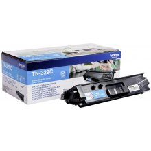 Тонер BROTHER Toner TN329C голубой | 6000...