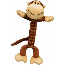 Kong BRAIDZ Monkey M suurus