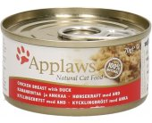 Applaws CAT KONSERV CHICKEN&DUCK 70G N1...