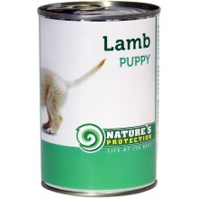 Natures Protection Puppy Lamb 400 g...