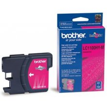 Tooner BROTHER tint LC1100HYM magenta |...