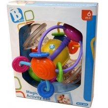 B-kids Rattle ball koos beads