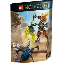 LEGO Bionicle Defender rocks