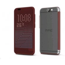 HTC защитный чехол One A9, klapiga, Dot View...
