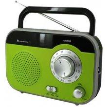 Raadio Soundmaster TR410GR roheline