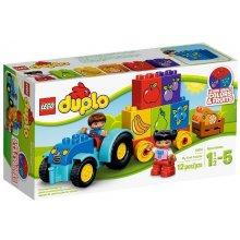LEGO Duplo Mój pierwszy traktor