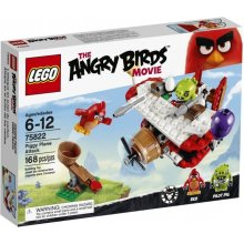 LEGO Angry Birds Attack plane pigs