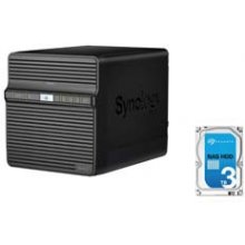SYNOLOGY DS416J 2BAY 16TB SEAGATE NAS