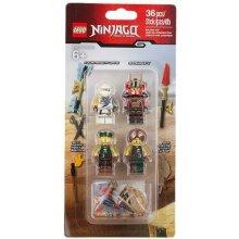 LEGO Ninjago Zestaw akcesoriów